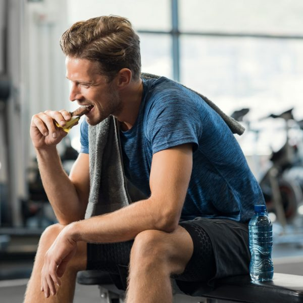 guy-eating-nutrition-bar